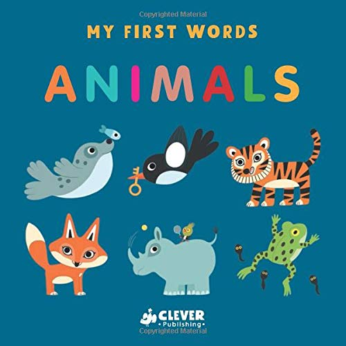Animals (My First Words)