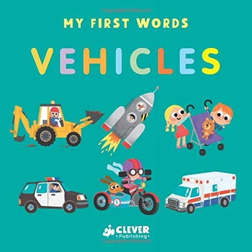 Vehicles (My First Words)