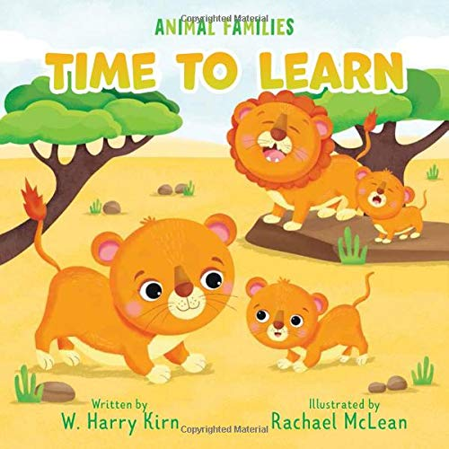 Time to Learn (Animal Families)