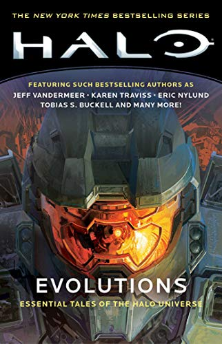 Evolutions (Halo, Bk. 7)