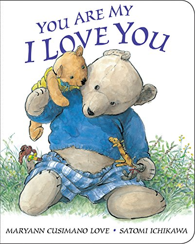 You Are My I Love You (Oversized Board Book)