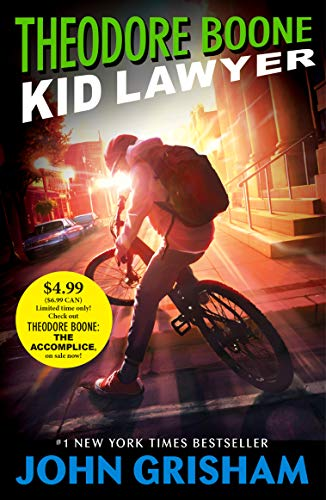 Kid Lawyer (Theodore Boone, Bk. 1)