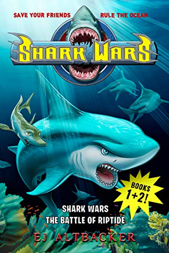 Shark Wars 1 & 2 (Shark Wars/The Battle of Riptide)