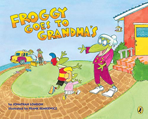 Froggy Goes to Grandma's (Froggy Series)