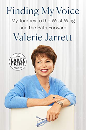 Finding My Voice: My Journey to the West Wing and the Path Forward (Large Print)