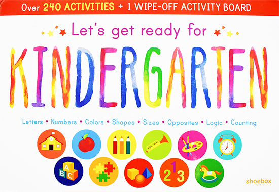 Let's Get Ready For Kindergarten