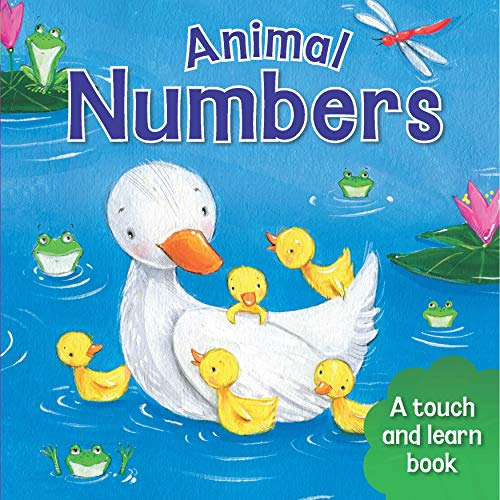 Animal Numbers: A Touch and Learn Book
