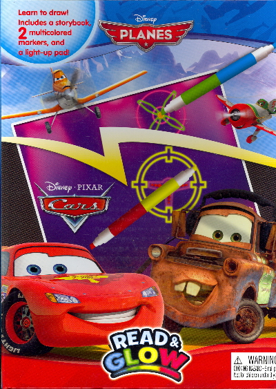 Read & Glow (Disney/Pixar Cars - Disney Planes)