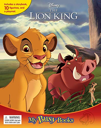 My Busy Books (Disney The Lion King)
